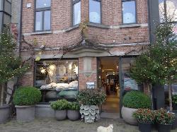 Bloembinderij naudts boone bloemenwinkel in lochristi for Interieur lochristi